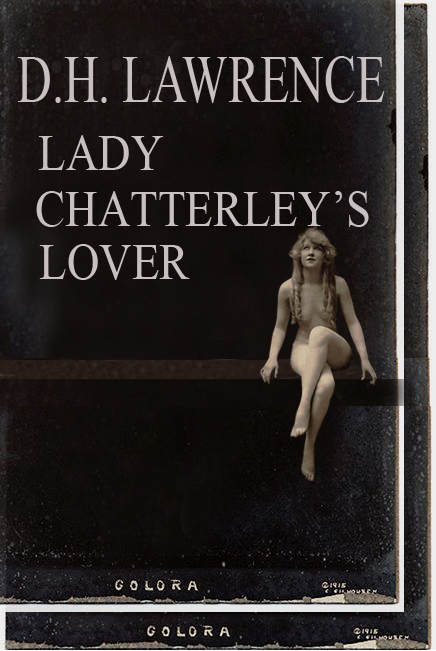 Lady Chatterley's Lover cover