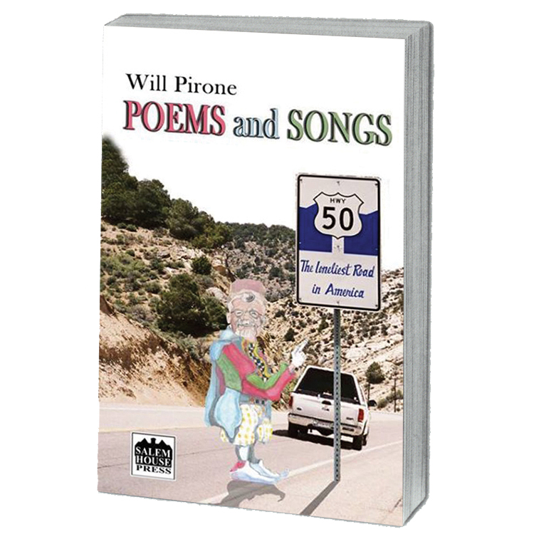 Will Pirone Poems and Songs Cover